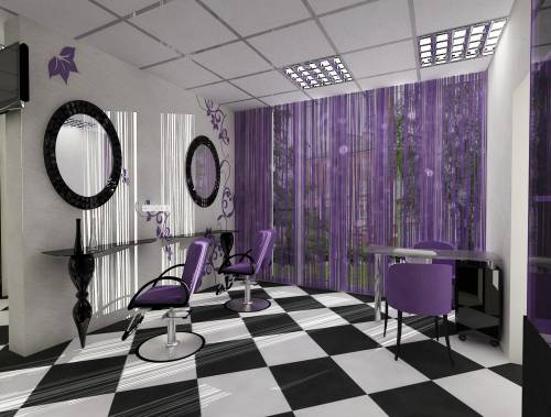 Дизайн парикмахерских фото